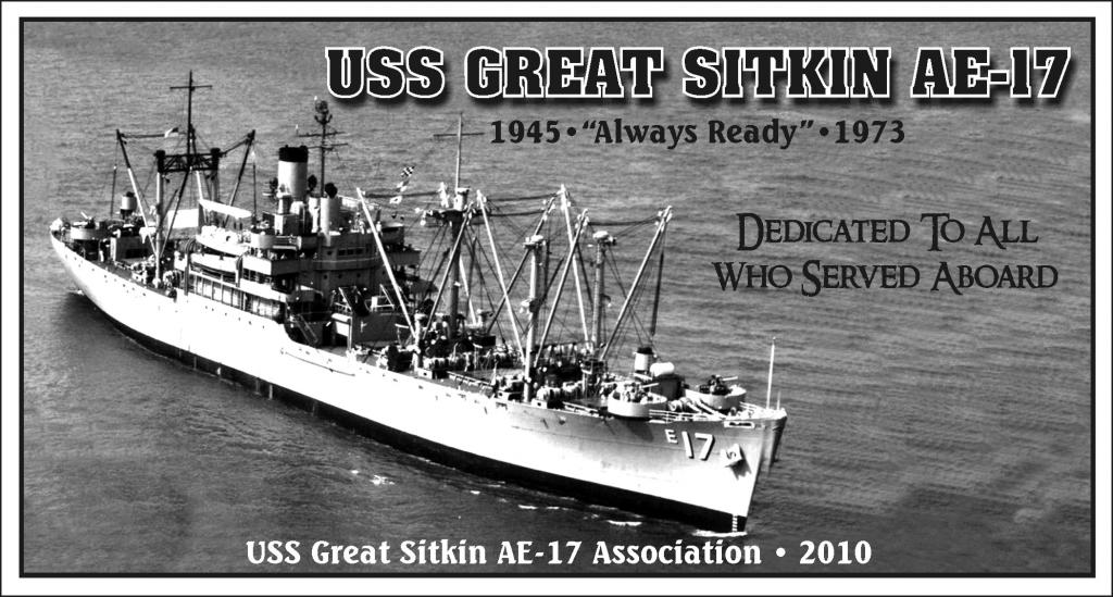 USS Great Sitkin AE-17
